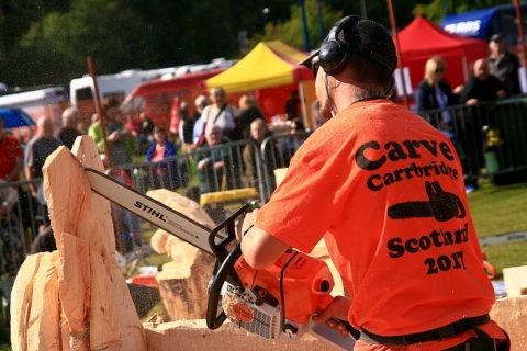 Carve Carrbridge