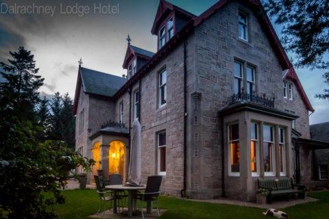 Dalrachney Lodge Hotel
