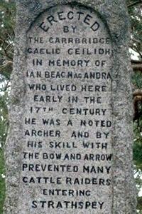 The Archer's Stone