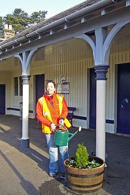 Station Planter